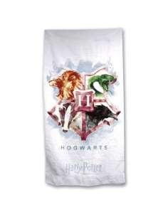 Toalla Hogwarts Harry Potter microfibra