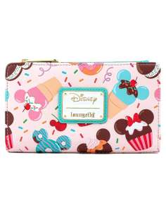 Cartera Sweets Minnie Disney Loungefly