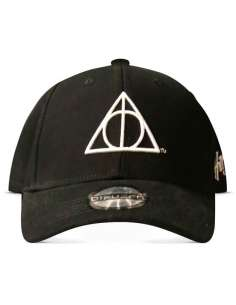 Gorra Deathly Hallows Harry Potter