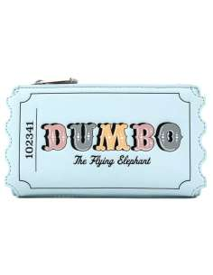 Cartera Ticket Circo Dumbo Disney Loungefly