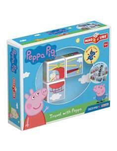 Magicube Viaja con Peppa Peppa Pig