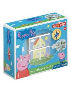 Magicube Casa y Jardin Peppa Pig