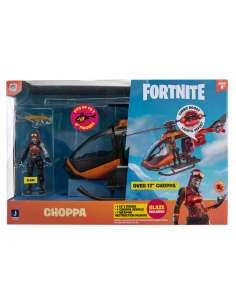 Set Helicoptero Choppa figura Blaze Fortnite