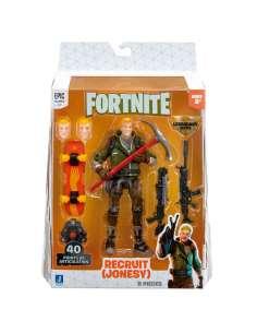 Figura Recruit Jonesy Legendary Series Fortnite 15cm