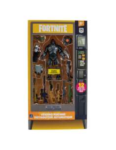 Set Maquina Vending figura The Sciencist Fortnite