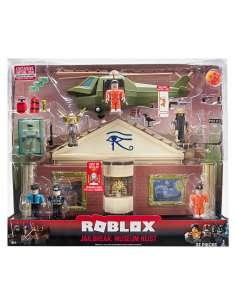 Set Jailbreak Great Museum Heist Roblox