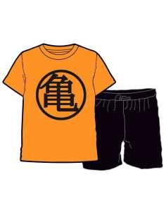 Pijama Kame Dragon Ball Z infantil