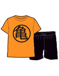Pijama Kame Dragon Ball Z adulto