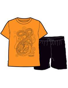 Pijama Shenron Dragon Ball Z adulto