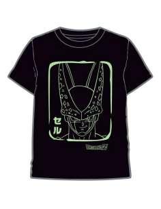 Camiseta Celula Dragon Ball Z adulto