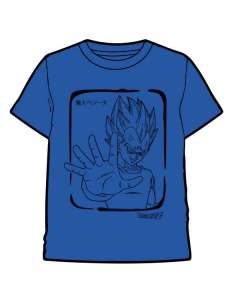 Camiseta Vegeta Dragon Ball Z adulto