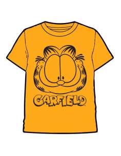 Camiseta Garfield adulto