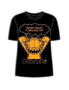 Camiseta Garfield adulto mujer