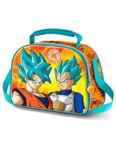 Bolsa portameriendas 3D Energy Dragon Ball