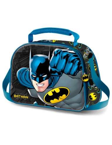 Bolsa portameriendas 3D Batman DC Comics