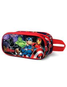 Portatodo 3D Vengadores Avengers Marvel doble
