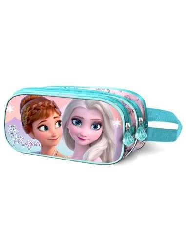 Portatodo 3D Magic Frozen 2 Disney doble
