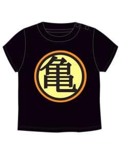 Camiseta Logo Dragon Ball bebe