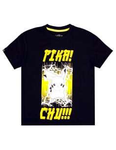 Camiseta mujer PIKA CHU Pokemon