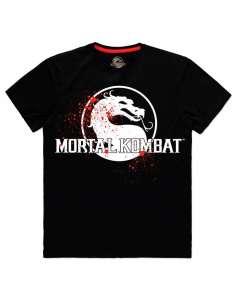 Camiseta Finish Him Mortal Kombat