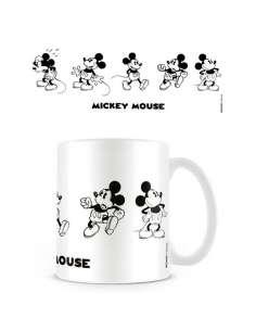 Taza Vintage Mickey Disney