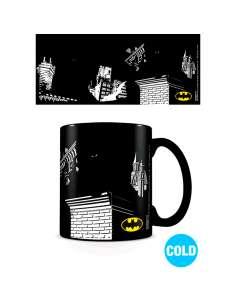 Taza termica Batman Shadows DC Comics