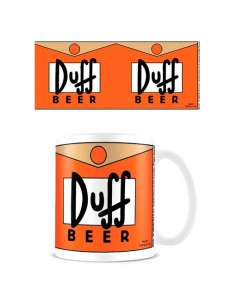 Taza Duff Beer The Simpsons