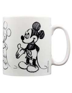 Taza Sketch Process Mickey Mouse Disney