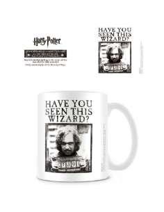 Taza Wanted Harry Potter