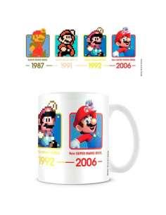 Taza Dates Super Mario Nintendo