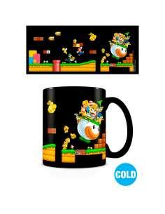 Taza termica Gold Coin Rush Super Mario Nintendo
