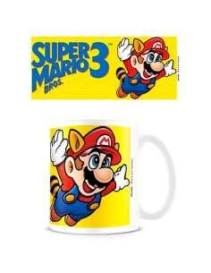 Taza Super Mario Bros 3 Nintendo