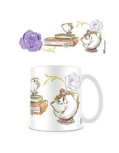 Beauty and the Beast Chip Enchanted Coffee Mug 315m