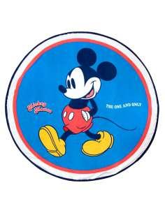 Toalla redonda Mickey Disney microfibra