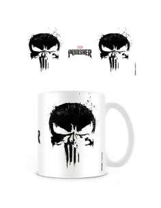 Taza Skull The Punisher Marvel