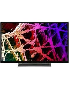 TV TOSHIBA 32LL3C63DG 32 FHD SMART WIFI NEGRO MHOTEL NETFLIX YOUTUBE