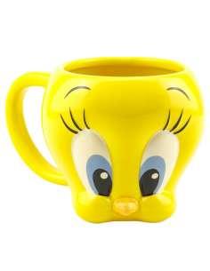 Taza 3D Piolin Looney Tunes Warner Bros