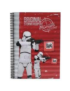 Cuaderno A5 Bang Original Stormtrooper