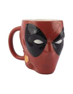 Taza 3D Deadpool Marvel