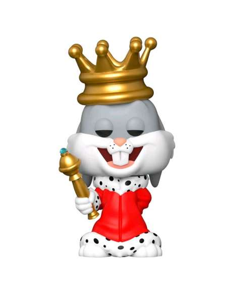 Figura POP Bugs 80th King Bugs Exclusive