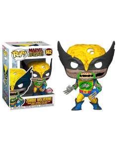 Figura Marvel Zombies Zombie Wolverine Exclusive 25cm