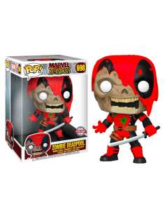 Figura POP Marvel Zombies Zombie Deadpool Exclusive 25cm