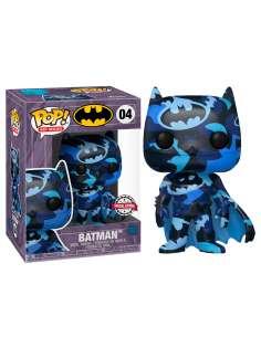 Figura POP DC Comics Batman 4 Artist Srs Case Exclusive