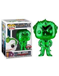 Figura POP DC Comics Batman The Joker Metallic Exclusive