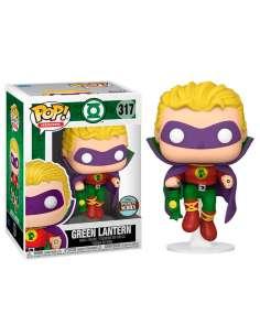 Figura POP DC Comics Green Lantern Exclusive