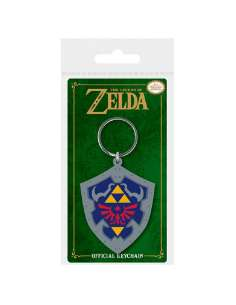 Llavero Hylian Shield The Legend Of Zelda Nintendo