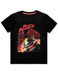 Camiseta City Drift Fast and Furious