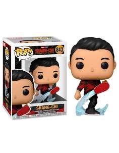 Figura POP Marvel Shang Chi Shang Chi