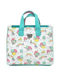 Bolso Little Twin Stars Rainbow Cloud Sanrio Loungefly