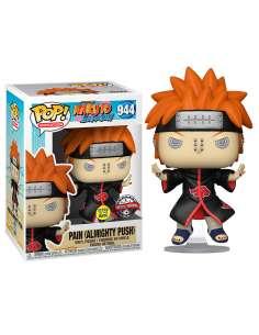 Figura POP Naruto Pain Almighty Push Shinra Tensei Glow in the Dark Exclusive